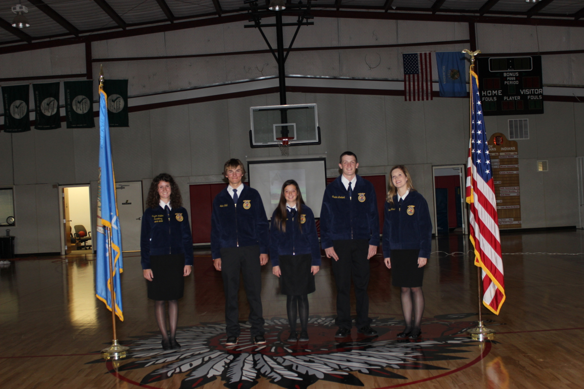 pic11-FFA-Officers-during-our-Veterans-Day-assembly